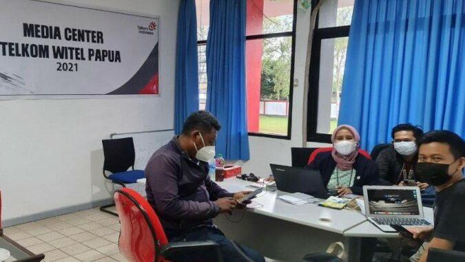 layanan TelkomGroup - Jayapura
