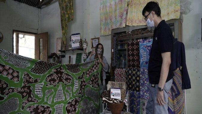 Batik Puri Ambary - Telkom