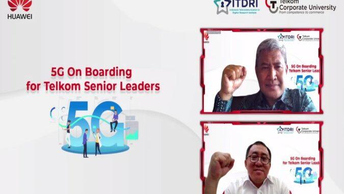 Kolaborasi ITDRI dan Huawei