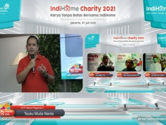 Indihome charity