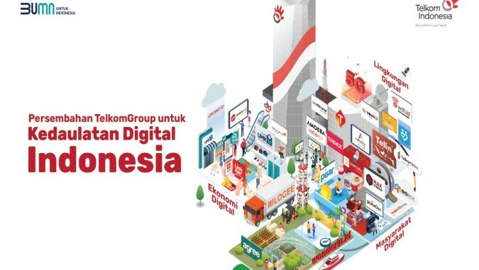 Kedaulatan Digital - Telkom
