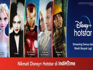 Disney+ Hotstar x IndiHome