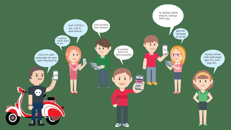Https News Dengan Aplikasi Ini Setiap Orang Bisa Loop Hardiknas Voucher Indomaret Rp 200000 Kola