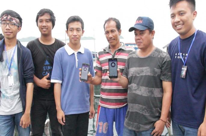 Dokter Ikan, Aplikasi Pendeteksi Penyakit Ikan