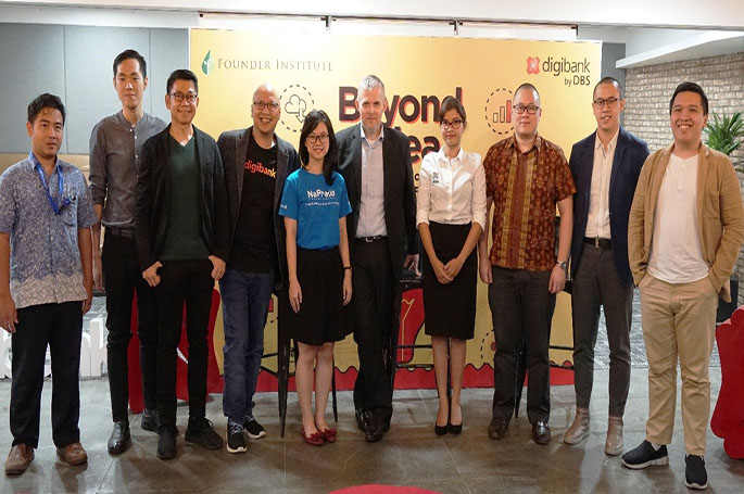 Bank Dbs Indonesia Jalin Partnership Dengan Founder Institute Youngster Id