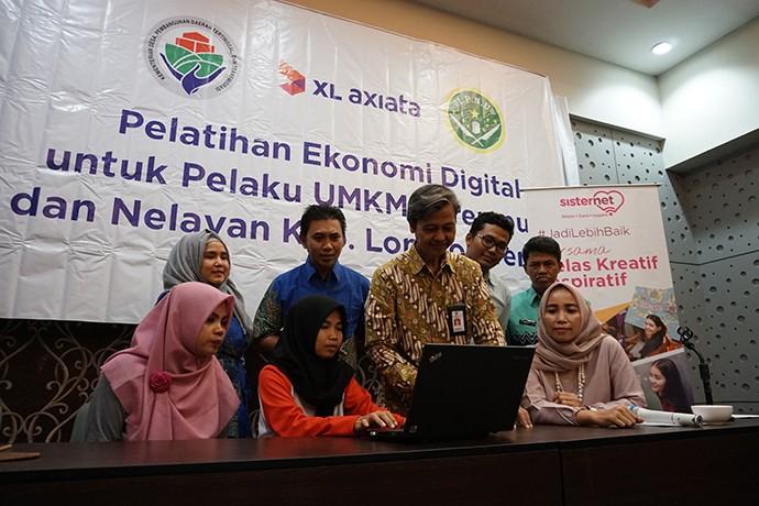 Pemanfaatan Teknologi Digital Jangkau Perempuan Dan