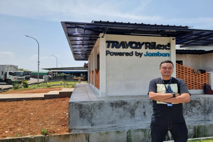 Rudy Wahyu Perdana - Jamban