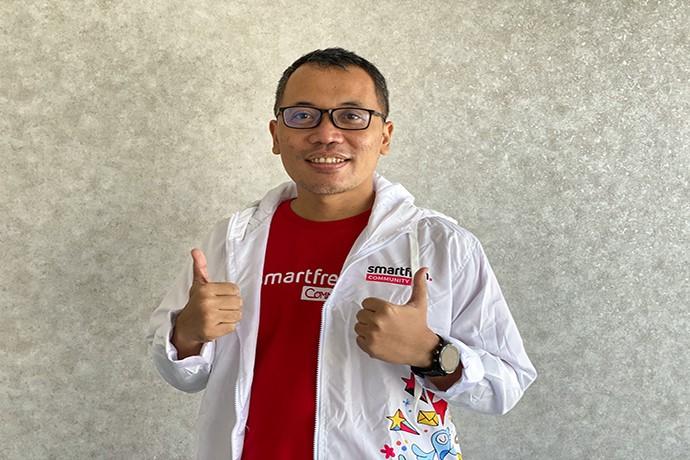 Dani Akhyar - Smartfren